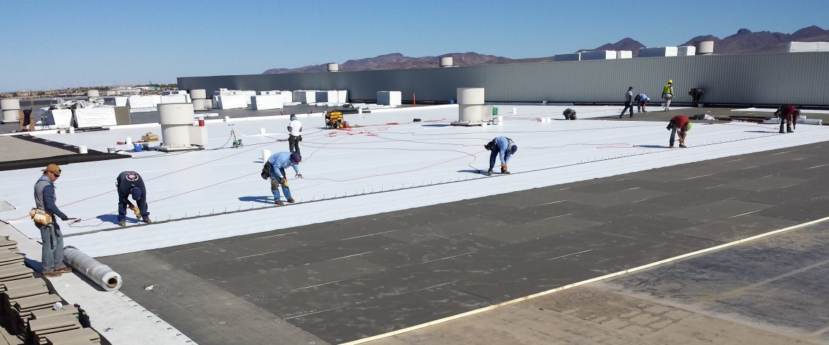 slab roof repair contractors